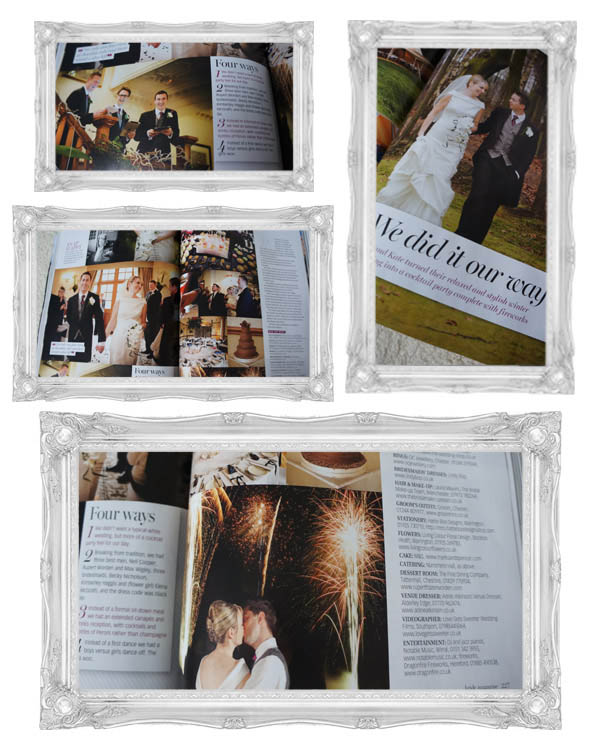 Bride Mag 2014 Kate and Jay wedding