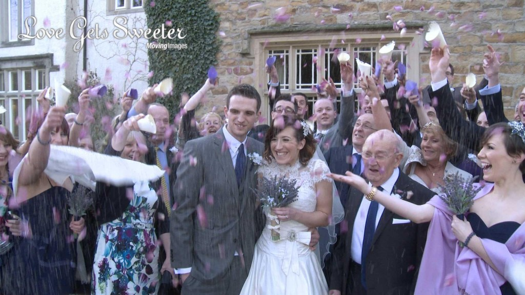 Keri and Tom's Wedding Highlights29