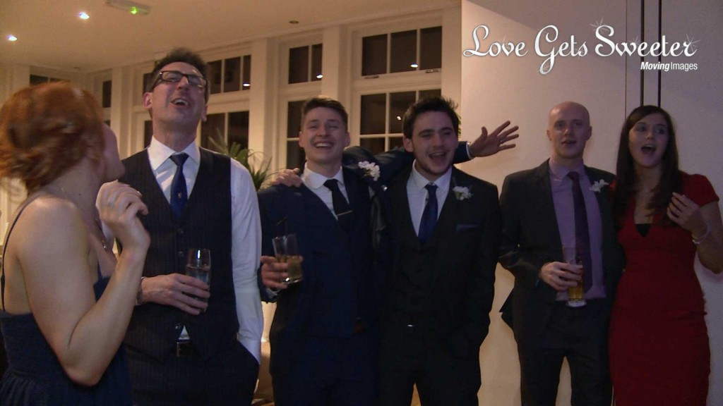 Keri and Tom's Wedding Highlights45