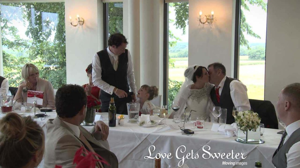 Helen and Davids Wedding video 14