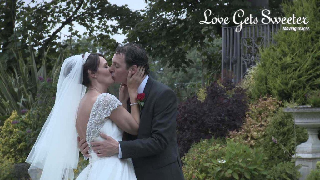 Helen and Davids Wedding video 17