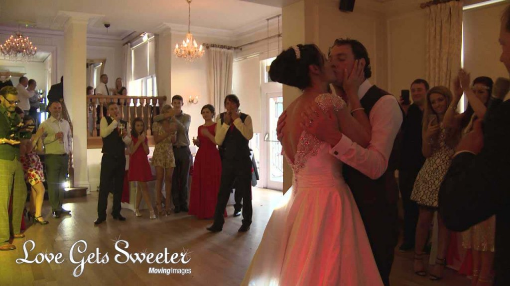 Helen and Davids Wedding video 20