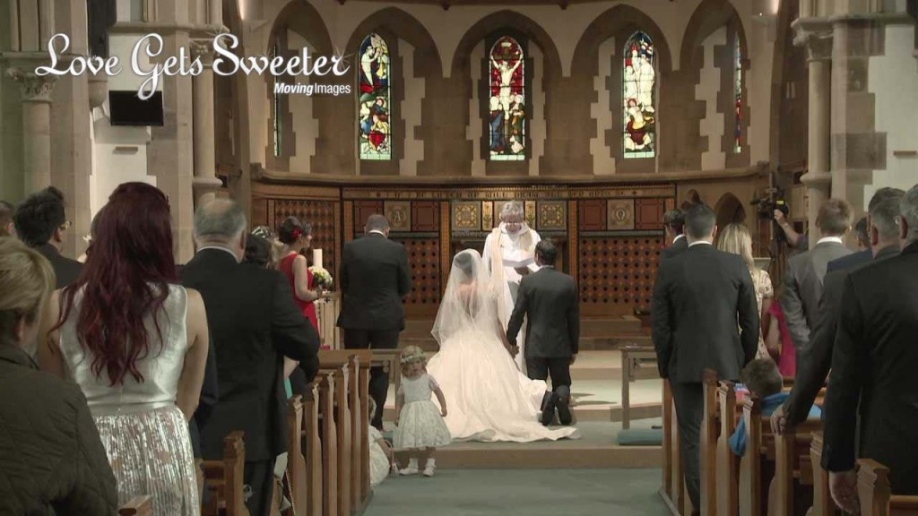 Helen and Davids Wedding video10