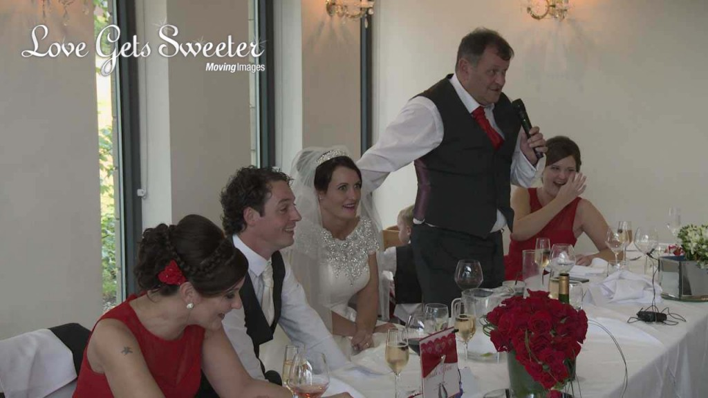 Helen and Davids Wedding video13