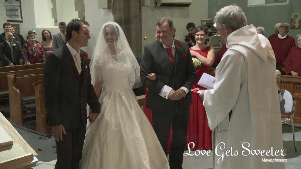 Helen and Davids Wedding video8