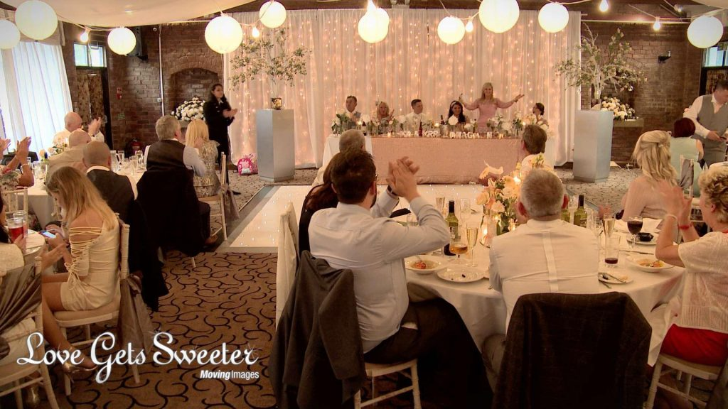 Sherie and Jonathans Wedding highlights video15