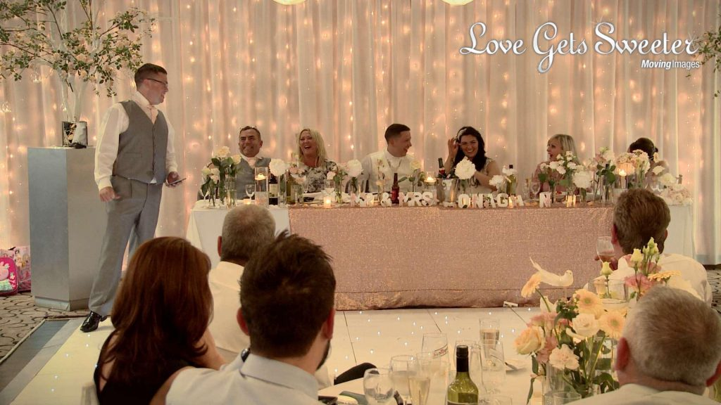 Sherie and Jonathans Wedding highlights video17