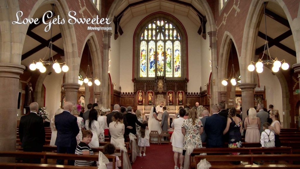 Sherie and Jonathans Wedding highlights video9