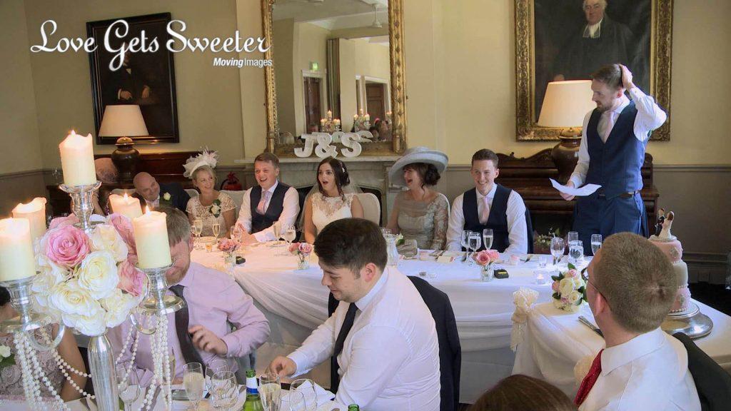 best man speech wedding liverpool racquet club